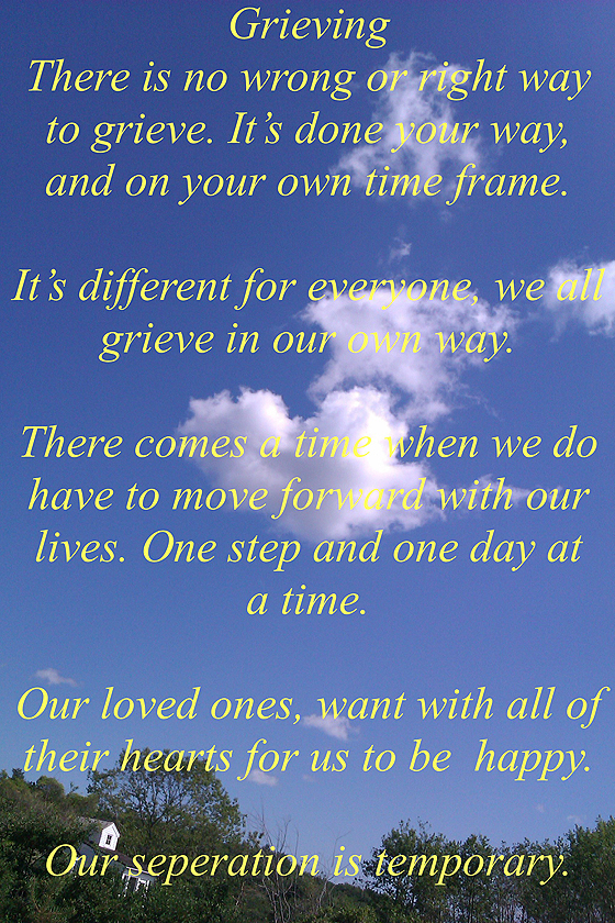 Inspirational Quotes Grief Loss http://ajilbab.com/grief/grief-quotes.htm